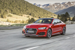 Präsentation: Audi RS5 Coupé