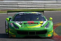 #333 Rinaldi Racing Ferrari 458 Italia: Alexander Mattschull, Matteo Malucelli