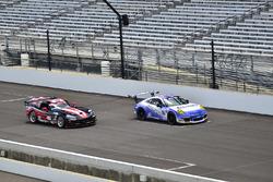 #45 TA3 Dodge Viper, Cindi Lux, Lux Performance, #16 TA3 Porsche 911 GT3 Cup, Tom Herb, Fall Line Motorsports