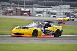 #04 TA3 Chevrolet Corvette, Aaron Pierce