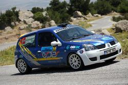 Hakan Ertarman Yunus Emre Bol Renault Clio Ragnotti 3