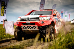 #116 Toyota Hilux : Yong Zhou, Pascal Maimon