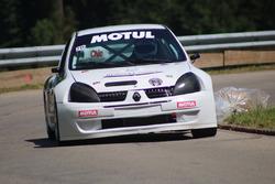 Roland Graf, Renault Clio RS, RCU