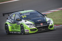Даніель Надь, Honda Civic Team Zengo, Honda Civic WTCC