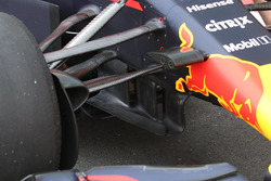 Поворотні лопаті Red Bull Racing RB13