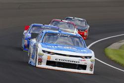 Спенсер Галлахер, GMS Racing Chevrolet и Эллиот Сэдлер, JR Motorsports Chevrolet