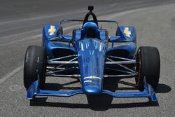 Presentasi mobil IndyCar 2018