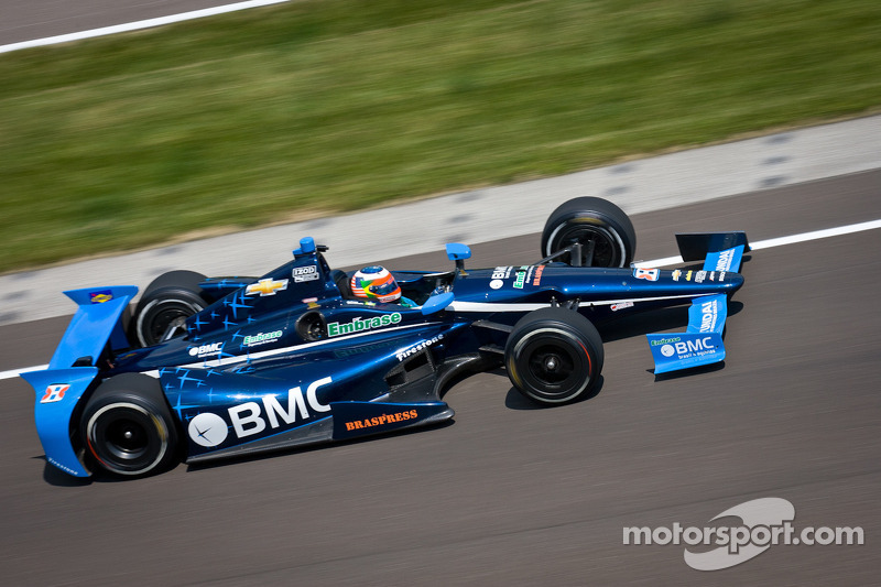 Rubens Barrichello, KV Racing Technology, Chevrolet