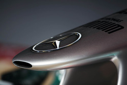 Mercedes AMG F1 nosecone