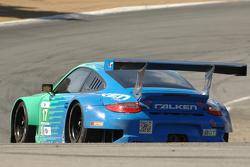#17 Team Falken Porsche 911 GT3 RSR Porsche: Wolf Henzler, Bryan Sellers