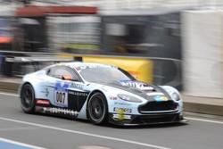 #007 Young Driver AMR Aston Martin Vantage GT3: Johannes Stuck, Ferdinand Stuck, Darren Turner, Dennis Rostek