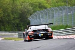 #65 Hankook-Team Heico Mercedes-Benz SLS AMG GT3: Bernd Schneider, Lance-David Arnold, Alexandros Margaritis, Kenneth Heyer