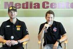 Marco Andretti, Ryan Hunter-Reay, Andretti Autosport Chevrolet
