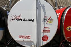 A.J. Foyt Racing Humor