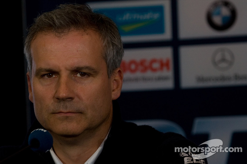 Jens Marquart, Head of BMW Motorsport