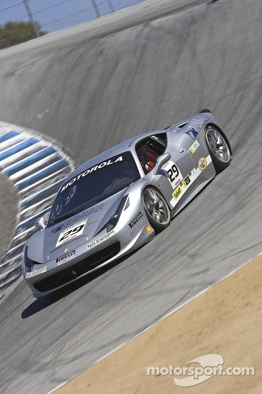 #29 Ferrari of San Francisco Ferrari 458 Challenge: Phil Ploskas