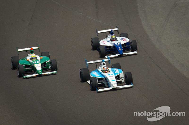 Esteban Guerrieri, Sam Schmidt Motorsports, Brandon Wagner, Team E, J.V. Horto, Juncos Racing
