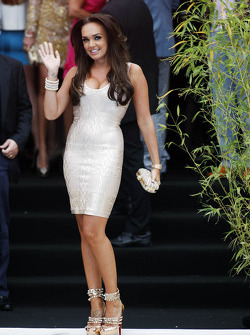 Tamara Ecclestone, at the Amber Lounge Fashion Show