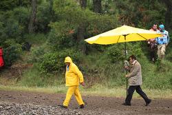 Giant umbrella