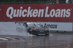 #70 SpeedSource Mazda RX-8: Sylvain Tremblay, Jonathan Bomarito