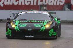 #03 Extremem Speed Motorsports Ferrari 458: Guy Cosmo, Scott Sharp
