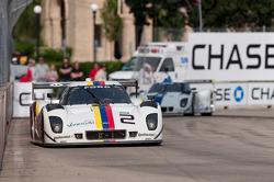 #2 Starworks Motorsport Ford Riley: Lucas Luhr, Alex Popow