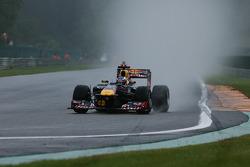 Red Bull F1 Sunday demonstration with Daniel Ricciardo