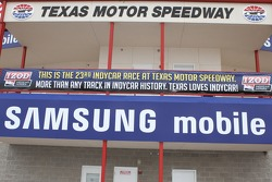 Texas Motor Speedway statement on Indy Cars