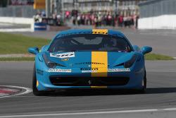 Henrik Hedman Ferrari of Ft Lauderdale 458CS