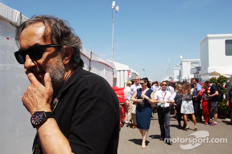 Sergio Marchionne, Fiat CEO