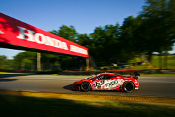 #69AIM Autosport Team FXDD with Ferrari Ferrari 458: Emil Assentato, Jeff Segal