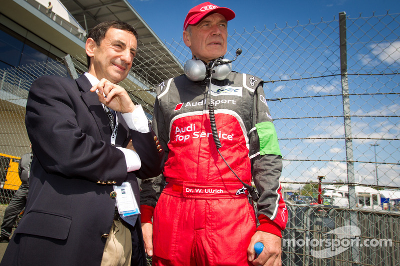 ACO President Pierre Fillon and Dr. Wolfgang Ullrich
