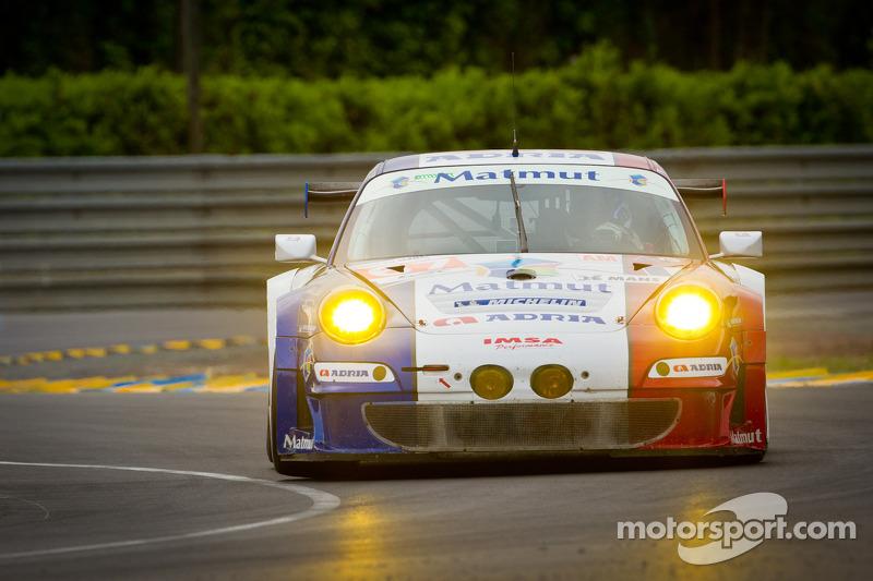 #67 IMSA Performance Matmut Porsche 911 RSR: Anthony Pons, Raymond Narac, Nicolas Armindo