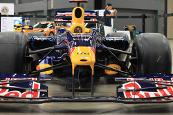 Up close and personal with Sebastian Vettel's 2010 world championship Red Bull RB6