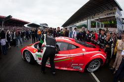 #59 Luxury Racing Ferrari F458 Italia