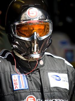 Level 5 Motorsports team member
