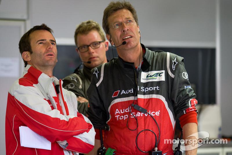 Romain Dumas en Ralf Jüttner