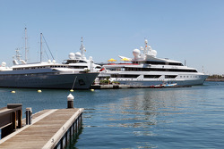 The Indian Empress in the harbour