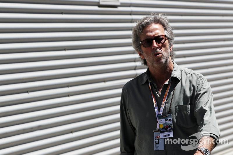 Eric Clapton, rocklegende