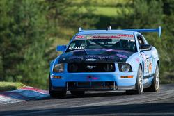#96 Atlanta Motorsports Group Ford Mustang FR500 C : Brad Adams