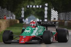 Classic Benetton F1