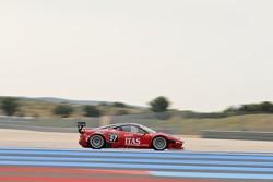 #57 Vita4One Team Italy Ferrari 458 Italia: Eugenion Amos, Giacomo Petrobelli, Alessandro Bonacini