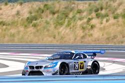 #79 Ecurie Ecosse BMW Z4 GT3: Joe Twyman, Oliver Bryant, Ollie Millroy