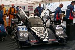 #27 Dempsey Racing Lola B12/87 Judd: Patrick Dempsey, Joe Foster