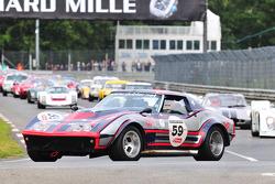 #59 Chevrolet Corvette: Robert Dubler, Amanda Hennessy, Hans Hauser