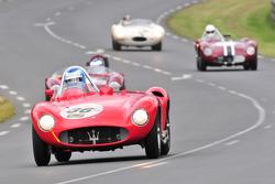 #36 Masserati 300S: Franco Meiners