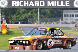 #80 BMW 3.0 CSL: franco Lembo, Jean Paul Bertrand