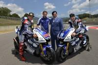 Yamaha Factory Racing Fotos