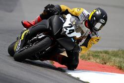 #24 Stiles Racing, Yamaha YZF-R6: Scott Ryan