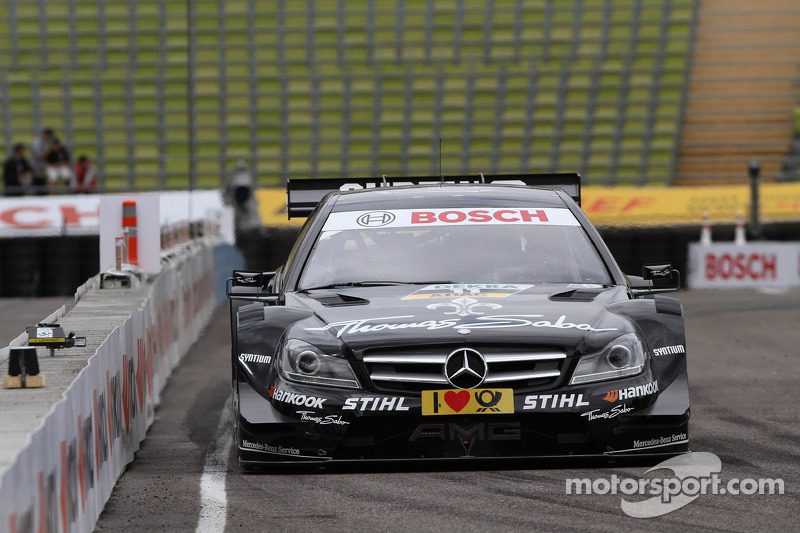 Gary Paffett, Team HWA AMG Mercedes, AMG Mercedes C-Coupe
